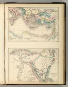 Travels of St. Paul.  Lower Egypt