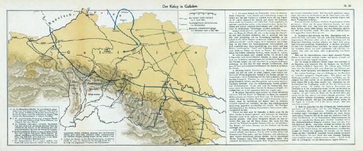 Nr. 19. Der Krieg in Galizien