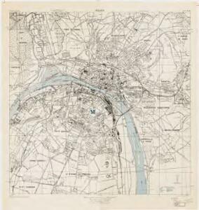 Rouen : city plan