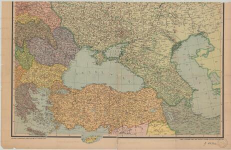 Evropské Rusko a Turecko