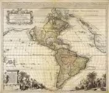 L'Amerique septentrionale [et] meridionale