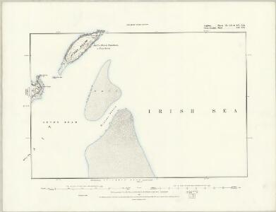 Anglesey XV.NW - OS Six-Inch Map