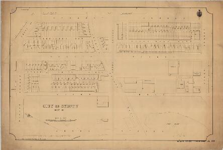 City of Sydney, Sheet H3, 1888