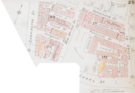 Insurance Plan of Nottingham Vol. II: sheet 25-2