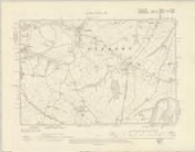 Shropshire VI.NW - OS Six-Inch Map