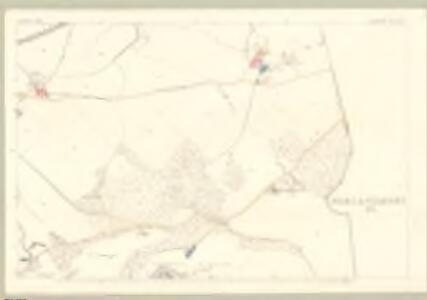 Perth and Clackmannan, Sheet CIX.7 (Forteviot) - OS 25 Inch map