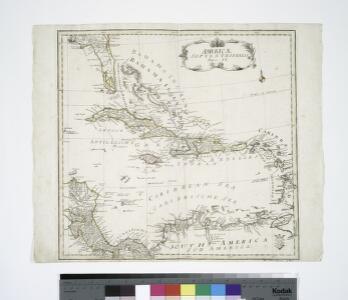 Mappa geographica Americae Septentrionalis : ad emendatiora exemplaria adhuc edita jussu Acad. reg. scient. et eleg. litt. descripta.
