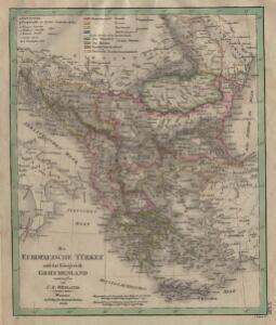 Die Europaeische Türkey und das Königreich Griechenland