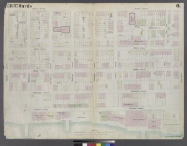 [Plate 6: Map bounded by Poplar Street, Henry Street]