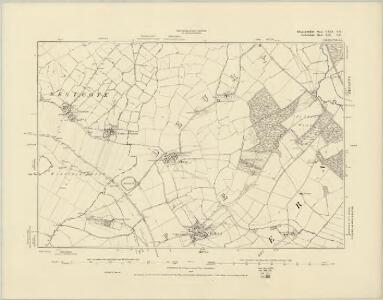 Dorset VIII.NE - OS Six-Inch Map
