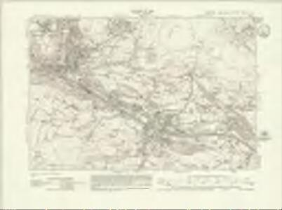 Yorkshire CCXXX.NW - OS Six-Inch Map