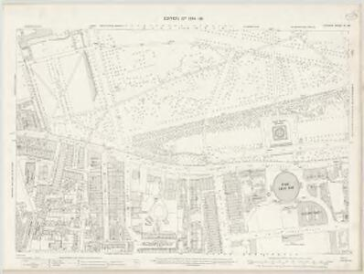 London VI.89 - OS London Town Plan