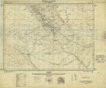 Somaliland 1:250 000, Tug Wajale
