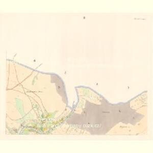 Linsdorf (Techowin) - c7882-1-002 - Kaiserpflichtexemplar der Landkarten des stabilen Katasters