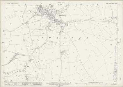 Essex (New Series 1913-) n XXIV.3 (includes: Thaxted) - 25 Inch Map