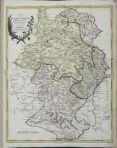 Governi di Moscovia e Woronez colle loro provincie nella Russia europea