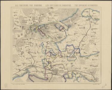 Die Umgebung von Homburg = The environs of Homburg