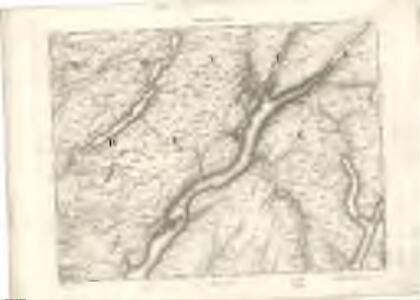 Inveraray - OS One-Inch map