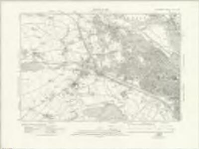Glamorgan XLIII.SW - OS Six-Inch Map