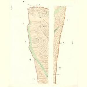 Niwnitz - m2006-1-002 - Kaiserpflichtexemplar der Landkarten des stabilen Katasters