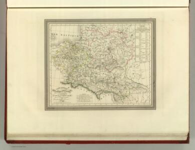Carte Generale du Royaume de Polonge.