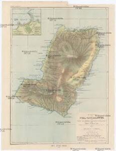 Karte der Insel Fernando Póo