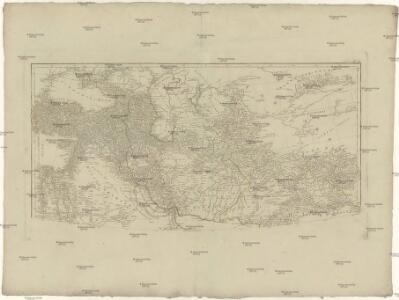 [Erster Theil der Karte von Asien]