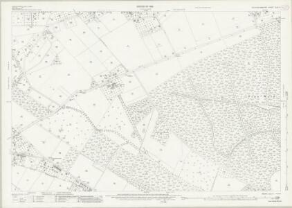 Buckinghamshire XLII.11 (includes: Hughenden; Little Missenden; Penn) - 25 Inch Map