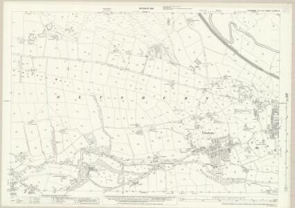 Yorkshire CLXXXV.5 (includes: Cowling; Farnhill; Glusburn; Sutton) - 25 Inch Map