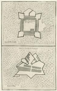 Plan du Chateau de Castelazo