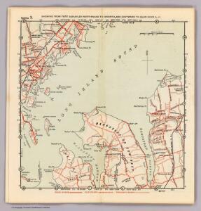 3. Ft. Schuyler-Orienta-Glen Cove.