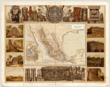 Carta Historica y Arqueologica.