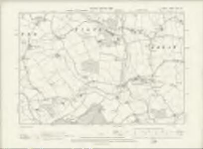 Essex XXIII.NE - OS Six-Inch Map