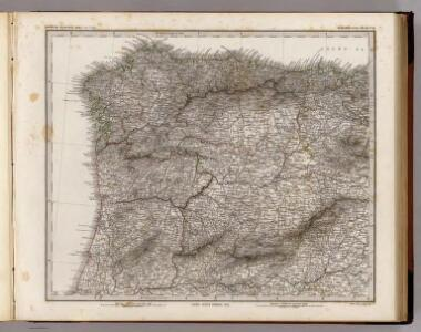 Spanische Halbinsel, Blatt 1.