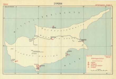 Zypern, Cyprus (Sheet 2)