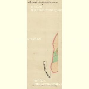 Albrechtsried - c0012-1-007 - Kaiserpflichtexemplar der Landkarten des stabilen Katasters