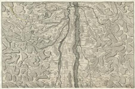 Le Cours du Rhein, depuis Spire jusqu'a Mayence