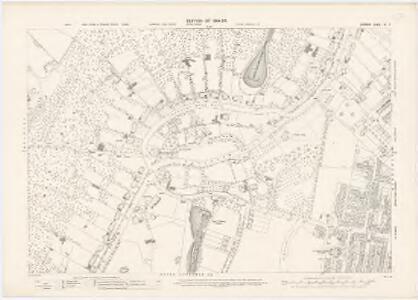 London XV.7 - OS London Town Plan