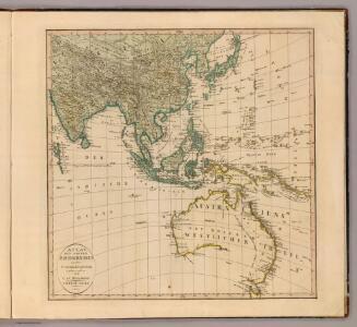 2. Atlas des ganzen Erdkreises.